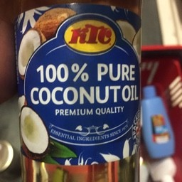 100% pure coconut oil 250 ml