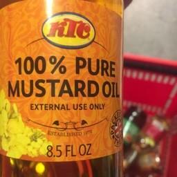 100% mustard oil 250 ml