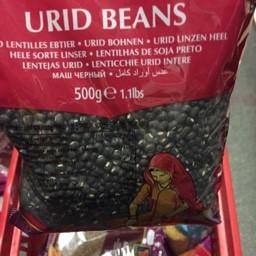 Urid beans 500g