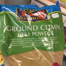 TRS GROUND CUMIN POWDER 1kg