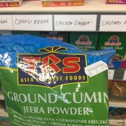TRS GROUND CUMIN JEERA POWDER 400g