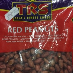 Red peanuts 375g