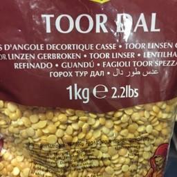 Toor dal 1kg