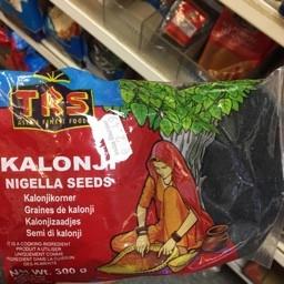 TRS KALONJI NIGELLA SEEDS 300g