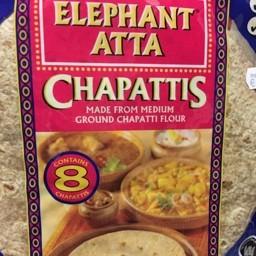 Chapattis 360g