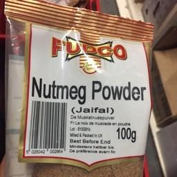 Fudco nutmeg powder 100g