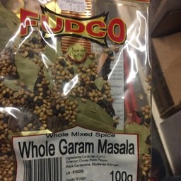 Fudco whole garam masala 100g