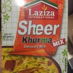 Sheer khurma mix saffron 160g
