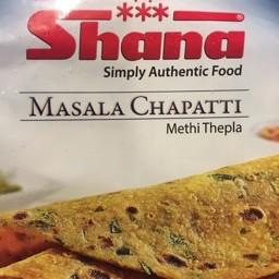 Masala chapati  methi thepla 300g 5pcs