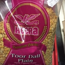 Toor dall plain 500g