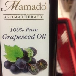 100% pure grapeseed oil 150ml