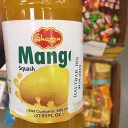 Mango squash 800ml