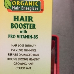 Hair booster with pro vitamin B5 177ml
