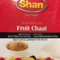 Shan fruit chat mix 50g