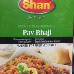 Shan pav bhaji masala 100g