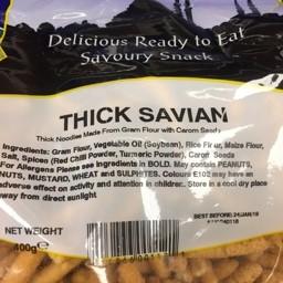 Thick savian 400g