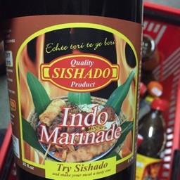 Sishado indo marinade 1ltr