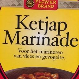 Flower brand ketjap marinade 500ml