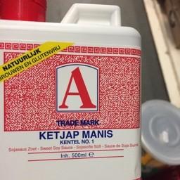 A trade ketjap manis 500ml