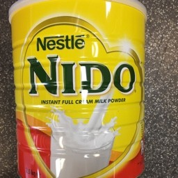 Nido instant full cream milk powder 2.5kg