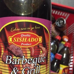 Sishado barbeque & grill 1ltr