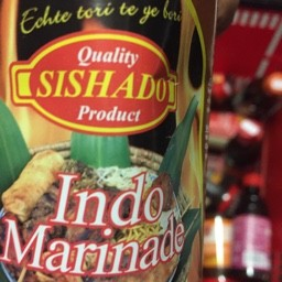Sishado indo marinade 350ml