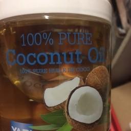 100% pure coconut oil 500ml