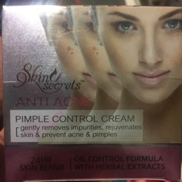 Pimple control cream
