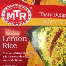 Lemon rice 250g