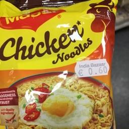 Chicken noodles 71g