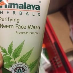 Purifying neem face wash 50ml
