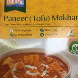 Paneer tofu makhani 280g