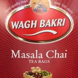 Masala chai tea bags 100 bags