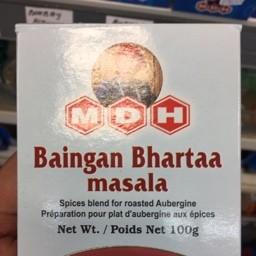 MDH BAIGAN BHARTAA MASALA 100g
