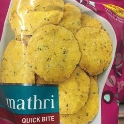 Mathri quick bite 150g
