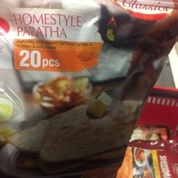 Homestyle parantha 1.2kg
