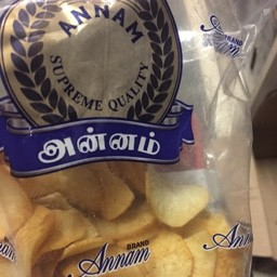 Tapioka chips 200g