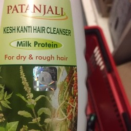 Kesh kanti hair cleanser milk protien 200ml