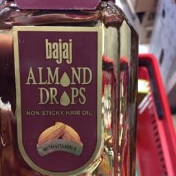 Almond drops non sticky hair oil 200ml