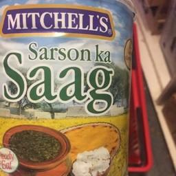 Sarson ka saag 850g