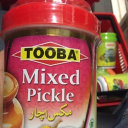 Tooba mixed pickle 1kg