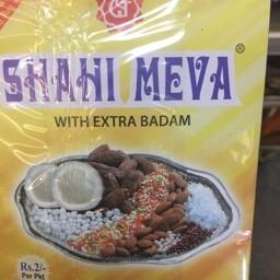 Shahi meva with extra badam