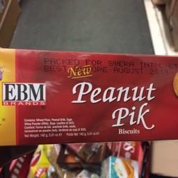 Peanut pik 142g