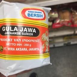 Gula jawa javaanse suiker 250g