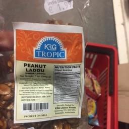 Peanut laddu 200g